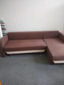 Corner Sofa Bed - small double