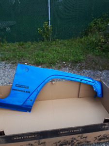 JEEP WRANGLER 2016 front fenders for sell