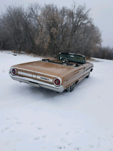 1964 Ford galaxy convertible