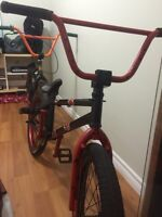 Full custom bmx for trade
