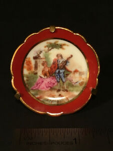 Lot de porcelaine miniature (Limoges France)