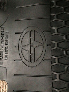 Scion TC Winter Car Mats