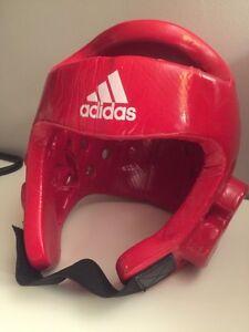 Adidas sparring helmet