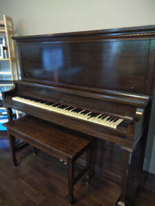 1920's Willis & Co. Piano