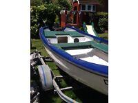 Boat. Orkney