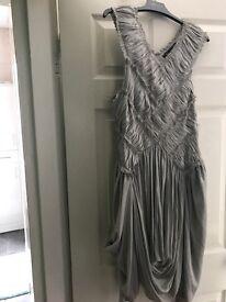 A beautiful all saints silk dress