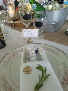 Vintage Plates (150+) Perfect for a Wedding