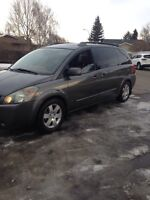 2004 Nissan Quest limited