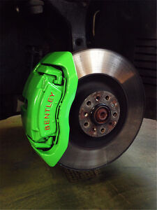 BREAK CALIPER AND WHEEL RIM PAINTING SERVICES