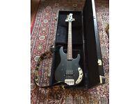 Musicman SUB Bass Guitar (U.S.A ) w/Hardcase
