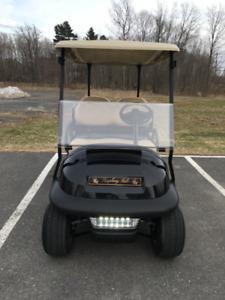 Car de golf Club Car Précédent 2014