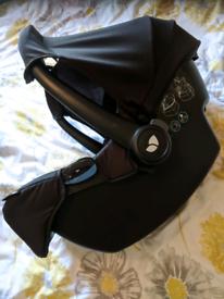Joie Gemm Classic Group0+ Baby Car Seat Black