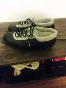 Cross country boots 3 pin