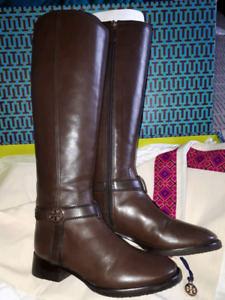 Tory Burch Bristol Riding Boots size 5.5 or 6