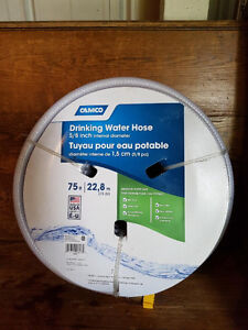 """Camco 5/8"""" water drinking hose"""