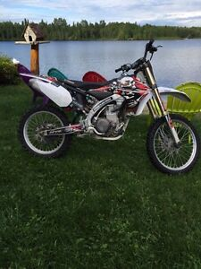 2010 yz450f fuel injected