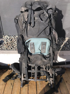 """Camping Back Pack """"LIKE NEW"""""""