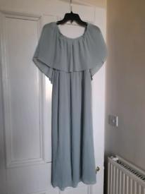 Summer dress turquoise