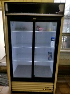 Double glass fridge * Urgent Sale*