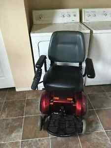 Electric Wheelchair Jet 3