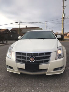 2010 Cadillac CTS Cts Sedan Loaded Certified
