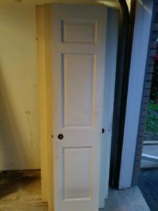 Pre primed 6 panel. 8doors