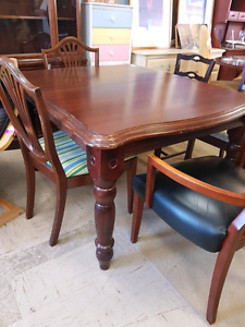 Dining Table @HFHGTA Restore Etobicoke T-007