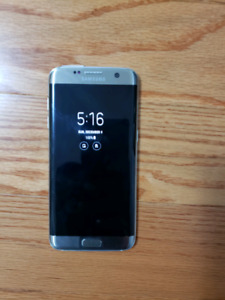 Samsung edge s7 with otter box case