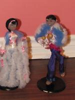 poupée décorative danseurs de cuba