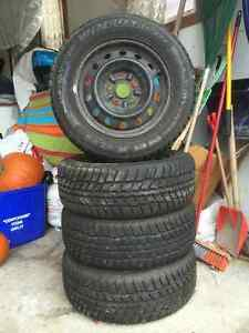 Winter tires 215/60/R15