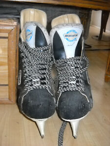 Patins 7 Homme Hockey Bauer Skates mens size 7