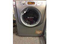 Hotpoint aqualtis 9kg washing machine