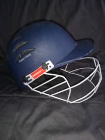 Gray Nicholls cricket helmet