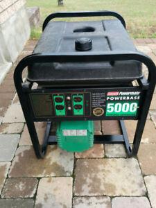 Generator Coleman 5000 watt