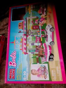 Mega Blocks Barbie