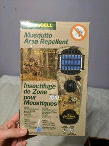 Mosquito area repellent