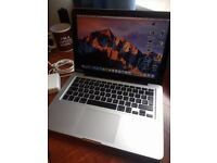 Late 2011 MacBook Pro 13 Inch i7 750gb hd can deliver