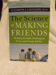 BOOK: THE SCIENCE OF MAKING FRIENDS