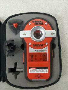 Black & Decker BDL190S-CA Leveling Laser and Metal Stud Detector