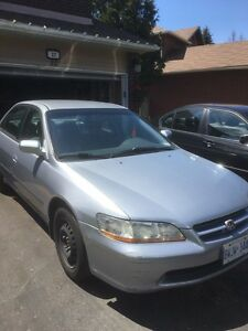 Honda Accord 1998 @@ REDUCED TO SELL@@