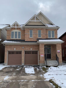 BRAND NEW HOUSE FOR RENT - OSHAWA