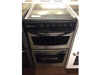 ELECTROLUX 50CM DOUBLE OVEN FAN ASSISTED ELECTRIC COOKER