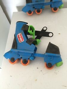 PLAYSKOOL Adjustable Inline Skates 2-5 YEARS (delete when sold) London Ontario image 2