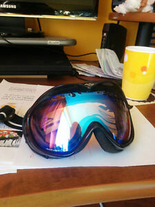 Smith Anthem Goggles with Pink polarized lens