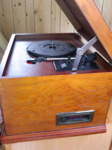 Crosley All in one stereo system