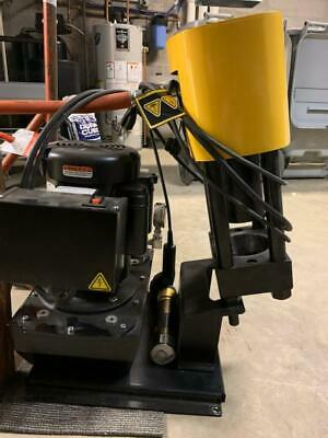 Parker Karrykrimp 2 - High Pressure Hydraulic Hose Fitting Crimping Machine
