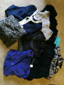 11pc clothes lot size M