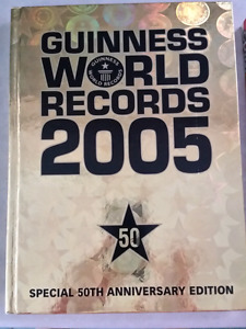 Guinness Book of World Records 2005/2009/2014