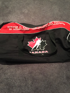 Team Canada Hockey Bag!