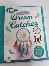 Make your own dream catchetr kit 8+ - ideal Xmas gift